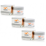 Rebirth Placenta Whitening Cream with Sunscreen รีเบิร์ท ครีมรกแกะไวท์เทนนิ่งผสมผสมกันแดด ขนาด 100 มล. X 3 กระปุก