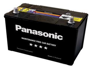 แบตเตอรี่รถยนต์ Panasonic