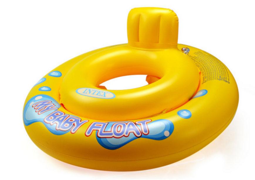 ห่วงยางว่ายน้ำ สอดขา Intex