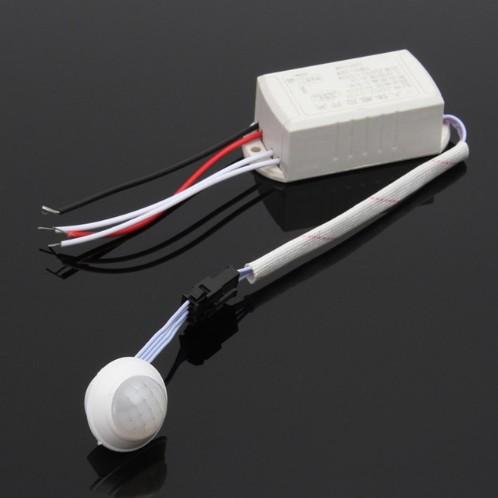 เซ็นเซอร์ เปิด-ปิด ไฟ ตรวจจับความเคลื่อนไหว PIR Motion Sensor Switch