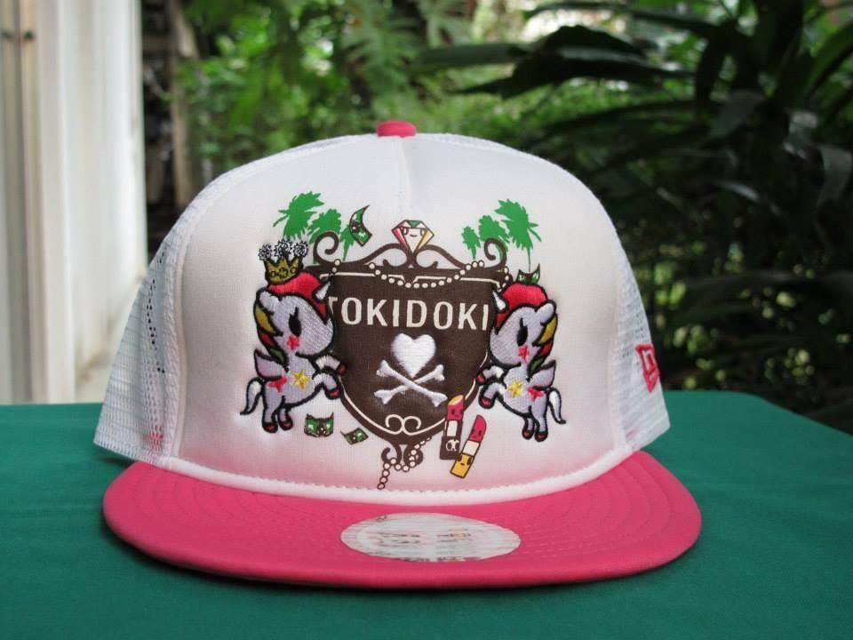 หมวก New Era Tokidoki Rich Girl snapback