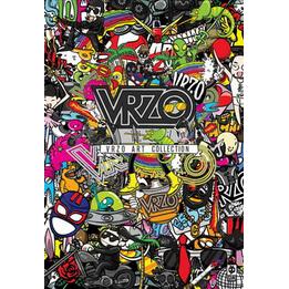 VRZO ART COLLECTION หนังสือรวมภาพงานออกแบบจาก VRZO