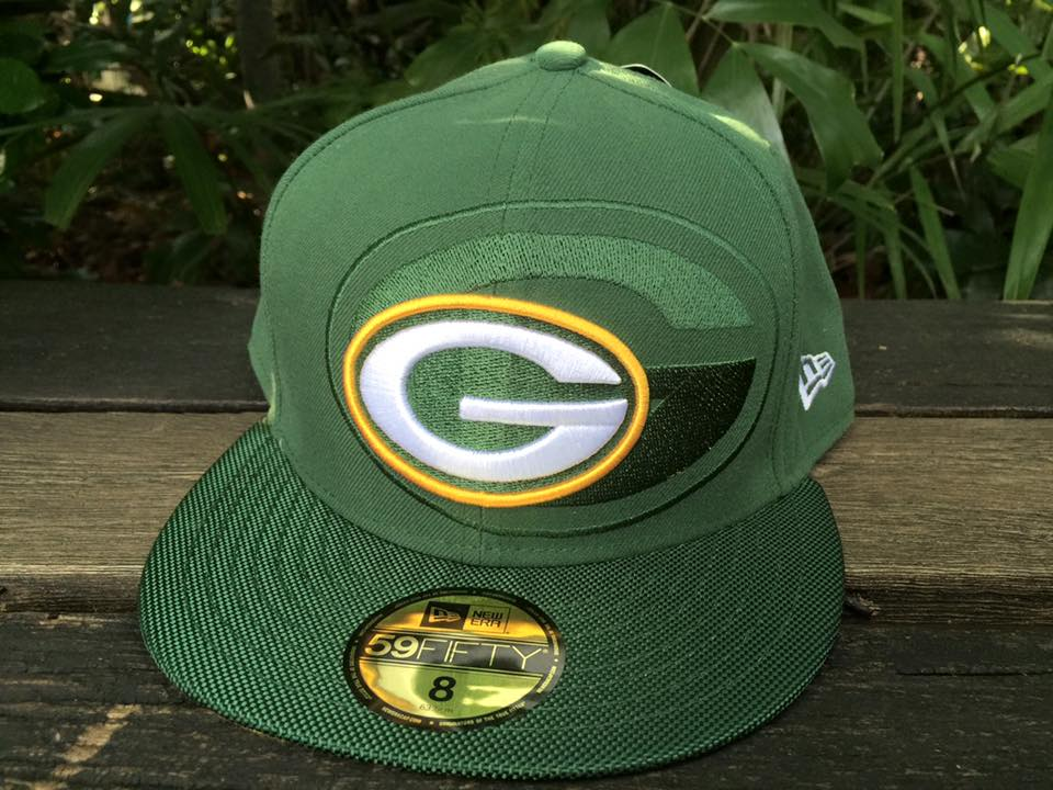 หมวก New Era NFL Green Bay Packers Sideline 2016 59fifty