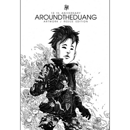 Around The Duang Artwork Resize Edition