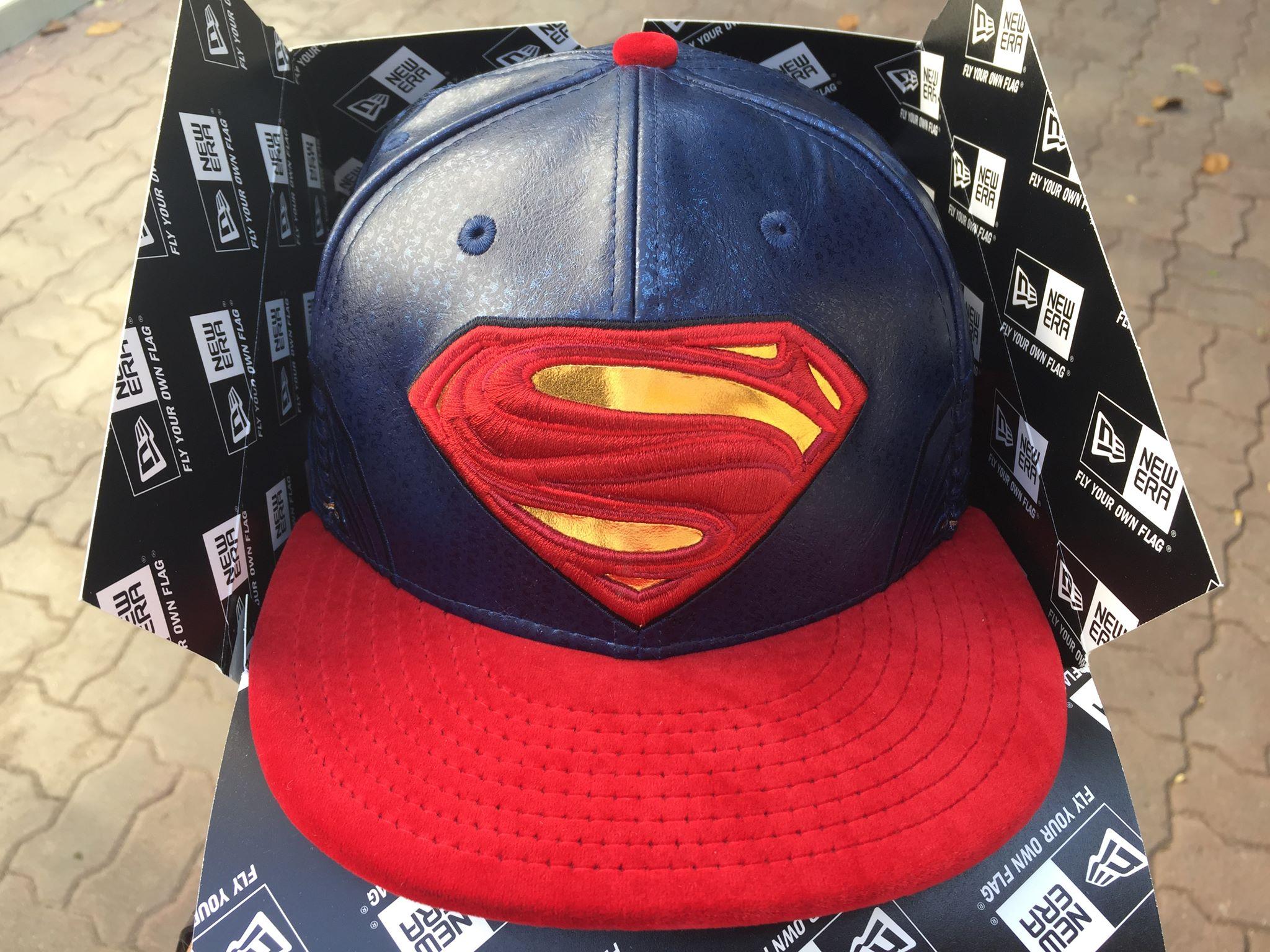หมวก New Era Superman Dawn Of Justice