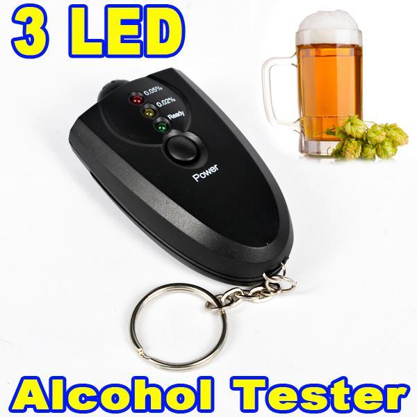 เครื่องตรวจวัด ปริมาณแอลกอฮอล์ Alcohol Breath Tester