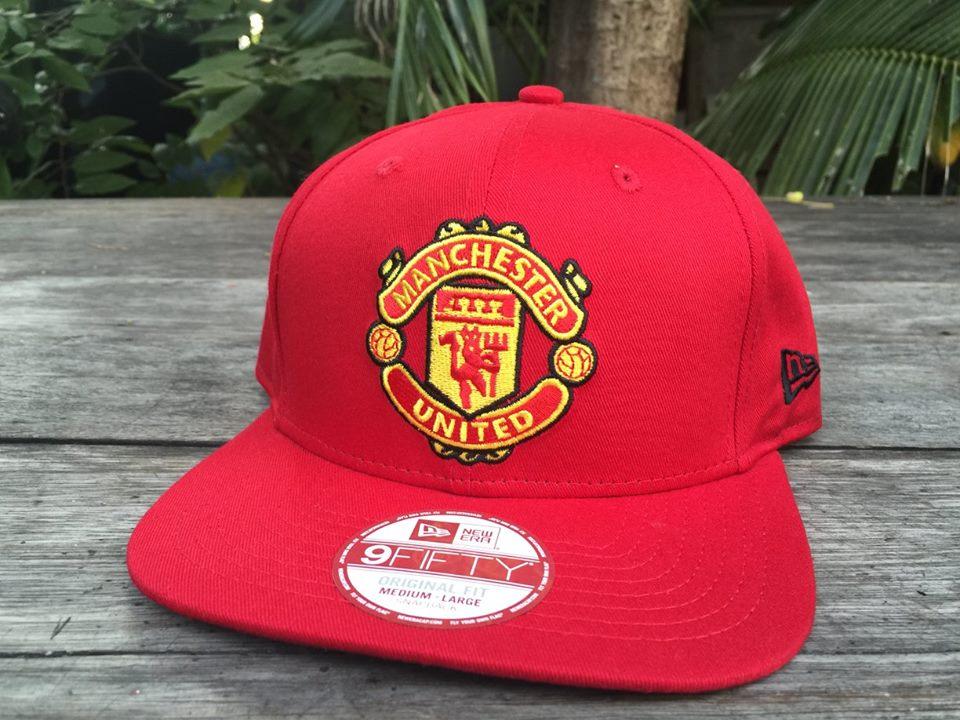 หมวก New Era Manchester United snapback