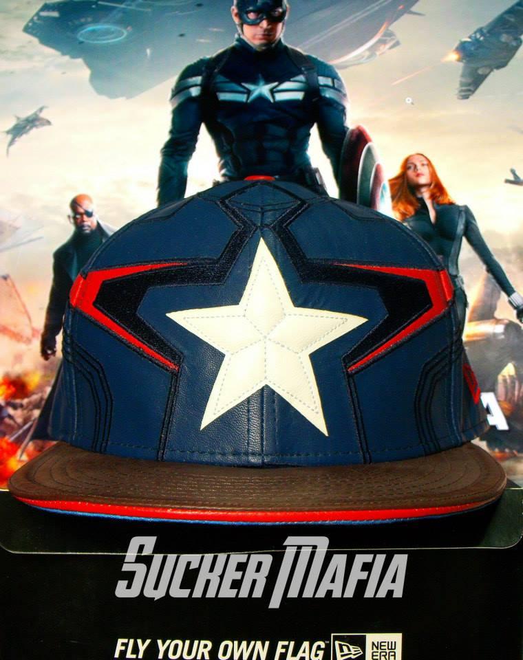 หมวก New Era Avengers Captain America