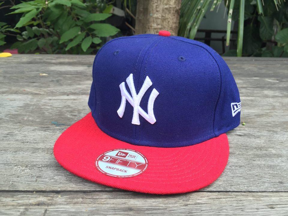 หมวก New Era MLB New York Yankees snapback