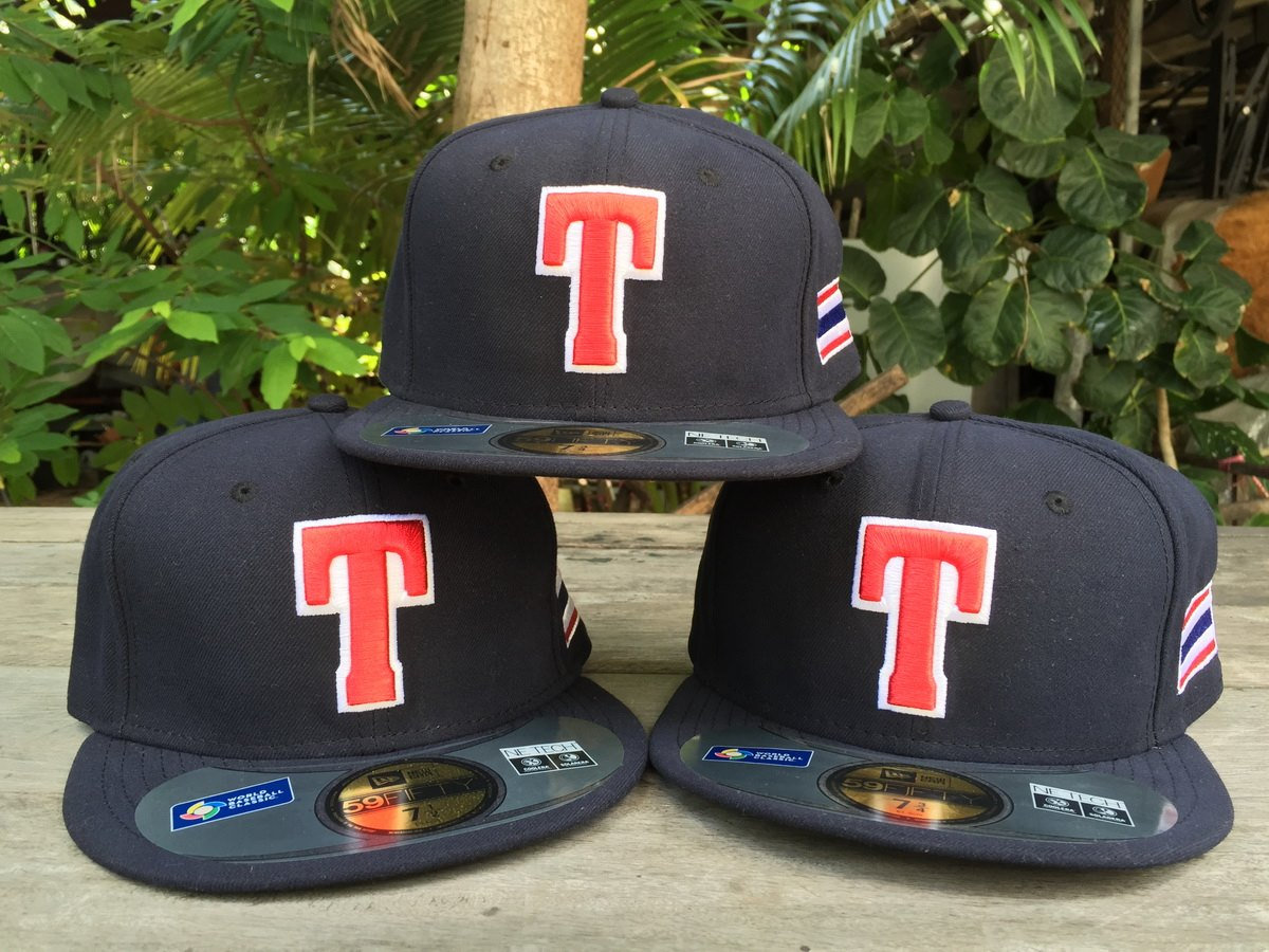 หมวก New Era Thailand Team World Classic Baseball