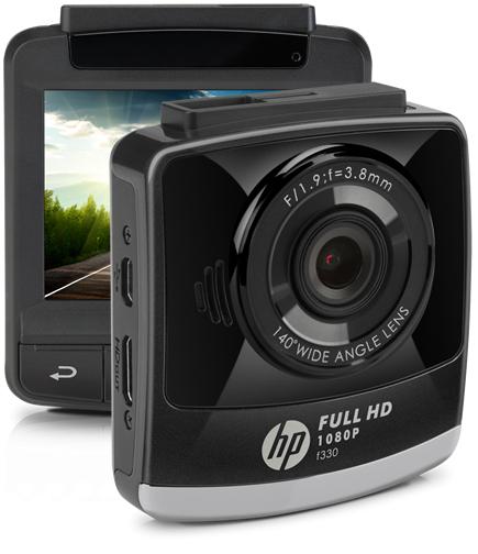 กล้องติดรถยนต์ HP F330