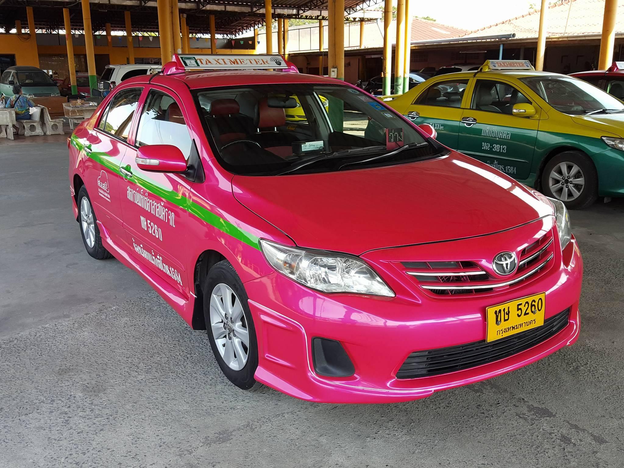 แท็กซี่มือสอง Altis J NGV ปี 2012