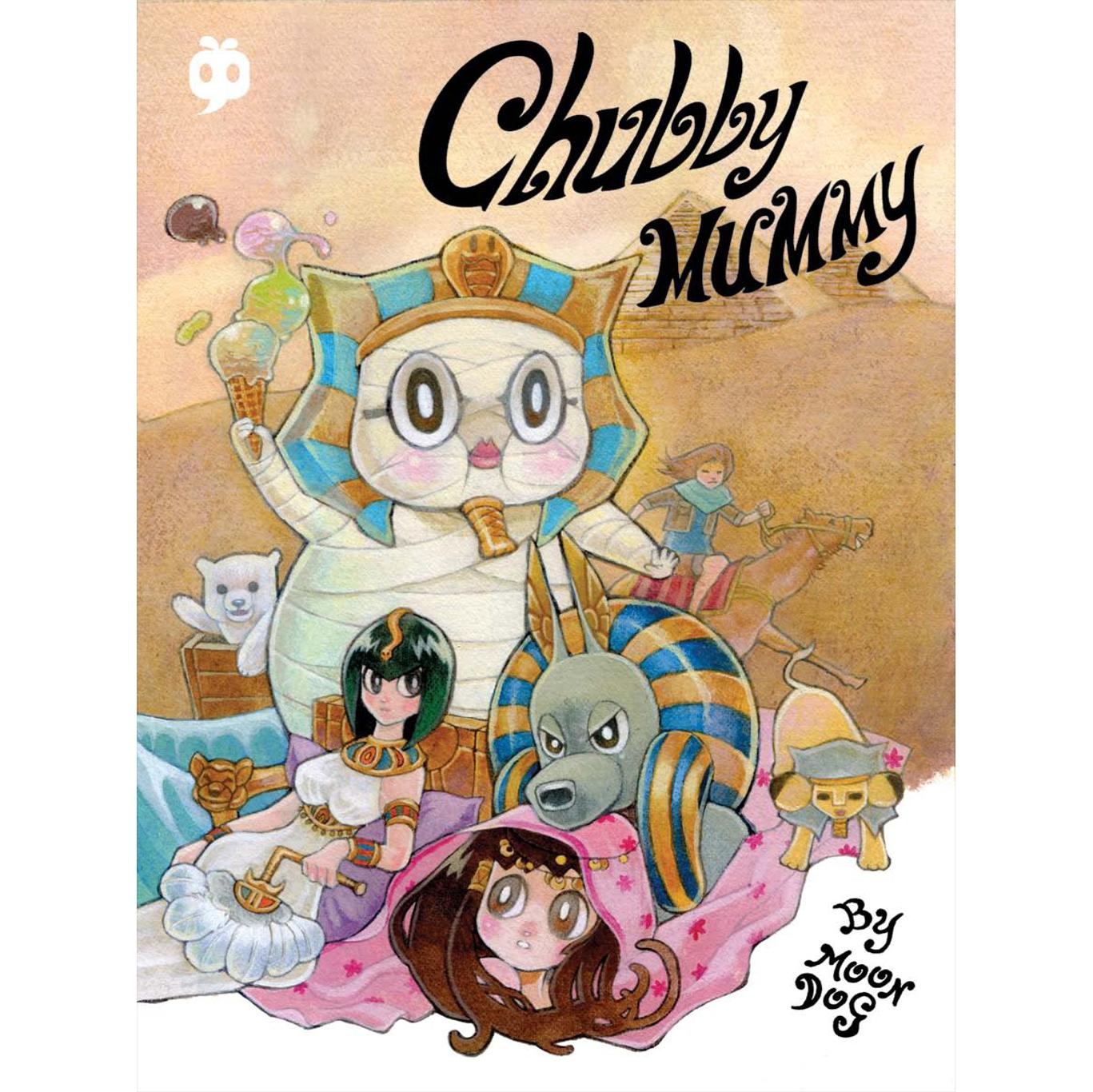 Chubby Mummy ตุ๊ต๊ะคาเมน มัมมี่อ้วนผจญภัย!