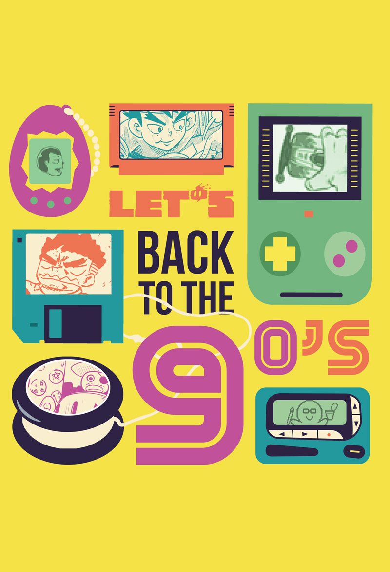 Let's Back to The 90's