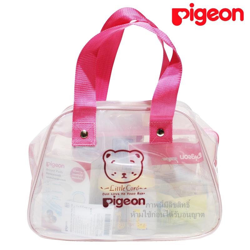 Pigeon ชุดของขวัญ Gift Set Little Pinky 3 DC