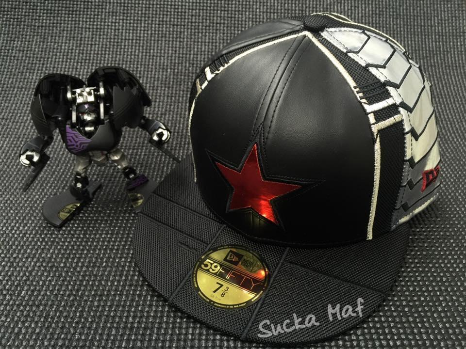 หมวก New Era Winter Soldier Armor
