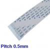 สายแพร 60 Pins Pitch 0.5mm Length 15cm Flat Cable