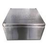 กล่องสแตนเลสกันน้ำ Junction Box ขนาด 250x250x150mm.