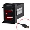 ช่อง USB Charger&Audio สำหรับ Toyota Vios / Yaris / Altis / REVO / New Fortuner / Camry