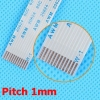 สายแพร 12 Pins Pitch 1mm Length 10cm Flat Cable