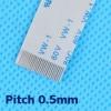 สายแพร 24 Pins Pitch 0.5mm Length 20cm Flat Cable