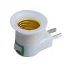 ขั้วหลอดไฟ E27 + สวิทซ์ 220V E27 Light Lamp Base