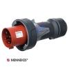 ปลั๊กตัวผู้กันน้ำ MENNEKES (รหัส 13219) (4P) 125A ,400V ,IP67