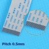 สายแพร 34 Pins Pitch 0.5mm Length 20cm Flat Cable