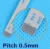 สายแพร 14 Pins Pitch 0.5mm Length 15cm Flat Cable