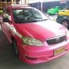 แท็กซี่ปลดป้าย Altis J ปี 2004 NGV ขาย 48,000 พร้อมปลดป้าย