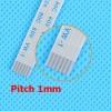สายแพร 6 Pins Pitch 1mm Length 10cm Flat Cable