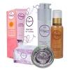 Product details of อิลิแกนท์ / Elegant Set (Dry Skin) เซรั่ม หน้าอ่อนเยาว์ เต่งตึง กระชับ ไร้ริ้วรอย ล่องลึก ผ้า กระ 30 ml. + ครีมหน้าขาว เรียบเนียน ไร้สิว 15 ml. + เจลล้างหน้า ทองคำวิตามินคอลลาเจน บำรุงผิวหน้า ควบคุมความมัน 100 ml. + ครีมกันแดด เนื้อมูส