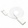 เพิ่มความยาว สาย USB 1เมตร kebidu USB 2.0 A Male to Female Extension Cable