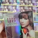 แป้งพัฟมิสทีน นัมเบอร์ วัน ไดมอนด์ บีบี SPF 25 PA+ Mistine Number One Diamond BB SPF 25 PA+