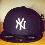 หมวก New Era Yankees On Field