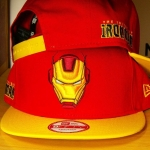 หมวก New Era Iron Man Cabesa Punch snapback