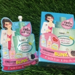 Nami Collagen Blink นามิ คอลลาเจน บริ๊งค์ 3 อิน 1 สเนล เซรั่ม เซรั่มผิวใสเด้ง ใสบริ๊งค์ กิ๊ง ออร่า เด้งนุ่ม เฟิร์ม กระชับ ตามสไตล์สาวเกาหลี