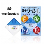 Rohto Vita 40 น้ำตาเทียมสูตรเย็น ความเย็นระดับ 5 - น้ำตาเทียมญี่ปุ่น