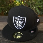 หมวก New Era NFL Oakland Raiders 59fifty