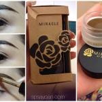 MeiLinda เจลเขียนคิ้วเมลินดา miracle my brow 3D GELคิ้วเป๊ะปัง ทั้งวัน ใช้ดีจริง คุณภาพเกินราคา กันน้ำได้ดีเยี่ยม!! เจลเขียนคิ้ว3มิติมาพร้อมแปรง