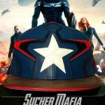 หมวก New Era Avengers Captain America