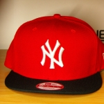 หมวก New Era NY New York Yankees Snapback