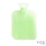กระเป๋าน้ำร้อน A412-GR สีเขียว ขนาดใหญ่ 1.3 ลิตร