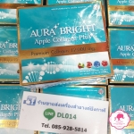 Aura Bright Apple Collagen Plus ออร่า ไบร์ท แอปเปิ้ล คอลลาเจน พลัส