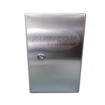 ตู้สแตนเลสกันน้ำฝา1ชั้น RBC-00 size:W200xH300xD150 mm.