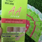 The Original Mint Julep AA (Anti-Acne ) CC Cream ดิ ออริจินัล มิ้นท์ จูเลป เอเอ ครีม ผลิตภัณฑ์รองพื้นและบำรุงผิวหน้า