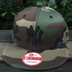 หมวก New Era New York Yankees Army Camo