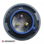 ปลั๊กตัวผู้กันน้ำ MENNEKES (รหัส 278) (3P) 16A ,230V ,IP67