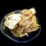 ปลาหมึกแห้ง หมึกแก้ว (จำนวน1ขีด)