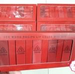 ขายส่ง 3ce mood recipe lip color mini kit เซทลิป 3ce โทนสีแดง